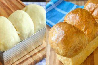 Как приготовить пышный хлеб на опаре в домашних условиях